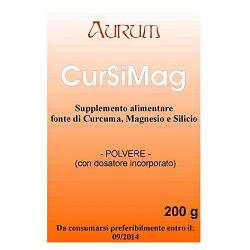 CURSIMAG POLVERE INTEGRATORE ALIMENTARE - 200 G