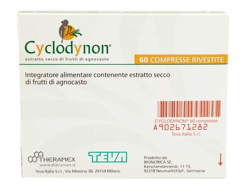 CYCLODYNON 60 COMPRESSE
