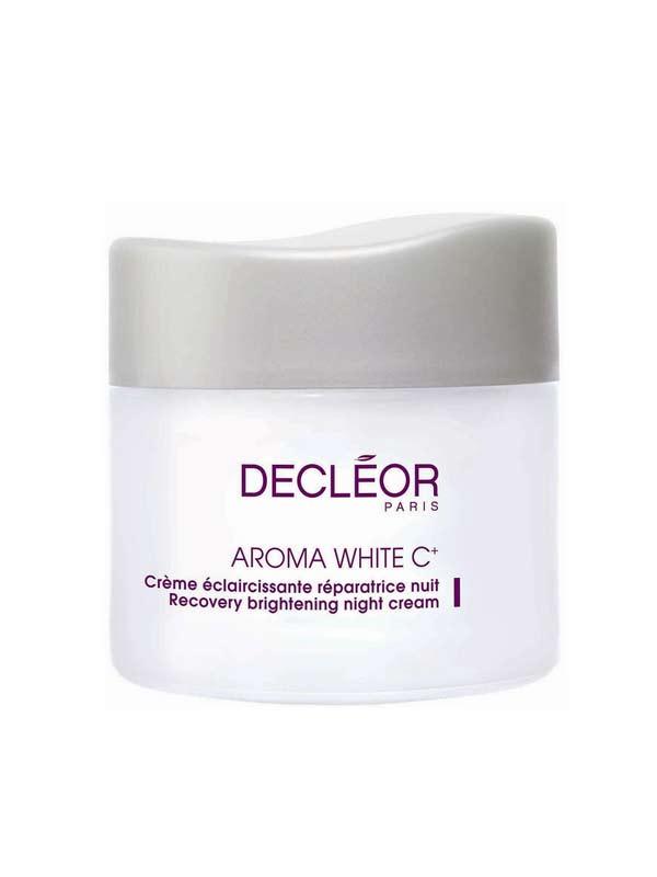 DECLEOR AROMA WHITE C+ - CREME ECLAIRCISSANTE REPARATRICE NUIT - 50 ML
