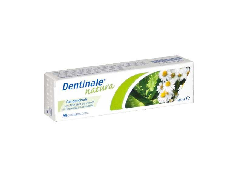 DENTINALE NATURA GEL GENGIVALE - 20 ML