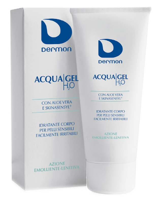 DERMON ACQUAGEL H2O CORPO 200 ML