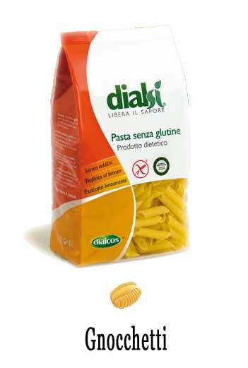 DIALSI PASTA SENZA GLUTINE - GNOCCHETTI - 500 G