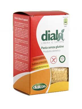 DIALSI PASTA SENZA GLUTINE - PASTINA - 250 G