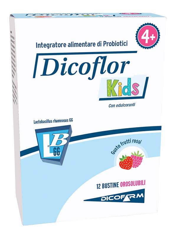 DICOFLOR KIDS 12 BUSTINE