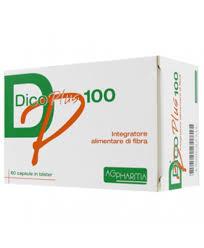 DICOPLUS 100 INTEGRATORE ALIMENTARE PER IL CONTROLLO DEL COLESTEROLO NEL SANGUE - 60 CAPSULE