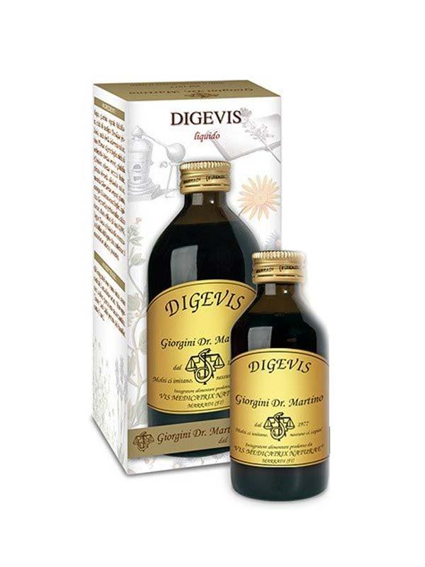 DIGEVIS LIQUIDO ALCOOLICO 200 ML