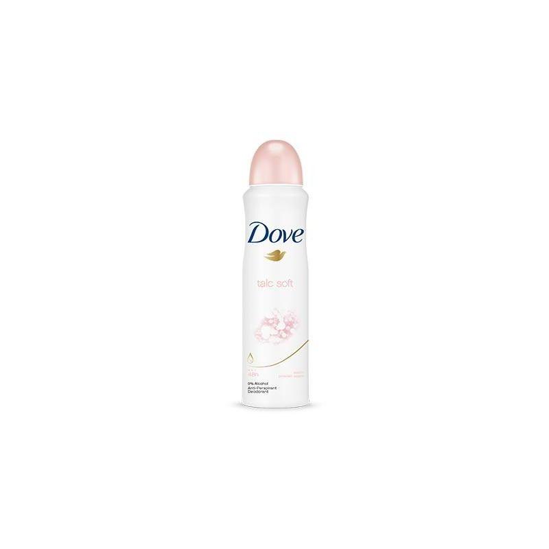 DOVE DEODORANTE SPRAY TALC SOFT - 150 ML