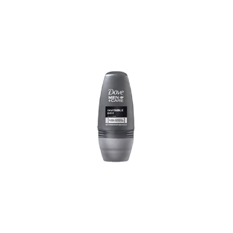 DOVE MEN CARE DEO ROLL ON INVISIBLE DRY - 50 ML