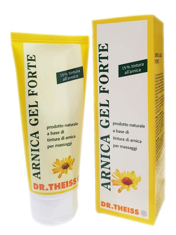 DR THEISS ARNICA GEL FORTE 100 ML