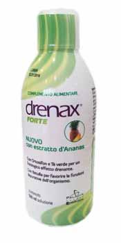 DRENAX FORTE SOLUZIONE CON ESTRATTO DI ANANAS - 500 ML