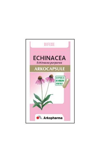 ECHINACEA ARKOCAPSULE - AZIONE IMMUNOSTIMOLANTE - 45 CAPSULE