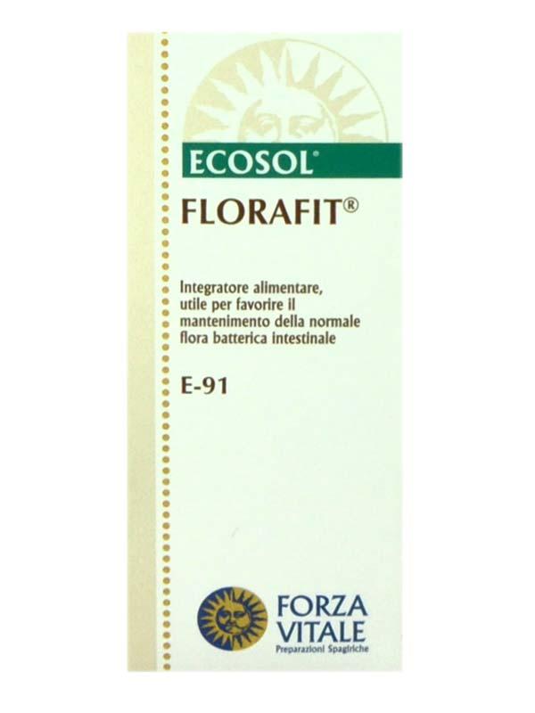 ECOSOL FLORAFIT 60 COMPRESSE
