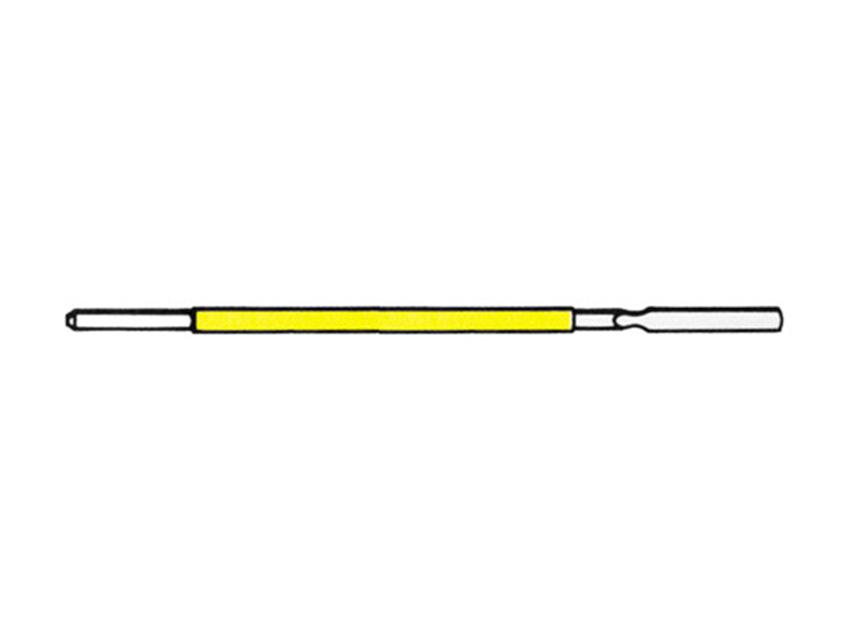 ELETTRODO MONOUSO A LAMA Ø 2.4 mm - 15 cm - sterile