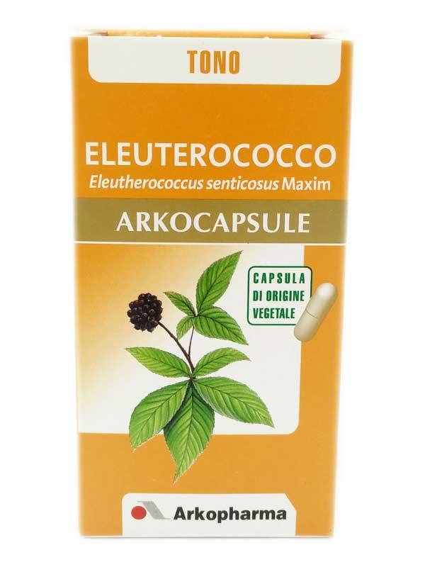 ELEUTEROCOCCO ARKOCAPSULE 45 CAPSULE
