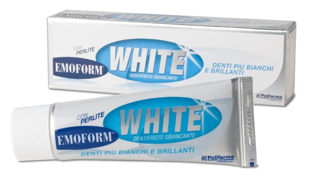 EMOFORM WHITE DENTIFRICIO SBIANCANTE 40 ML