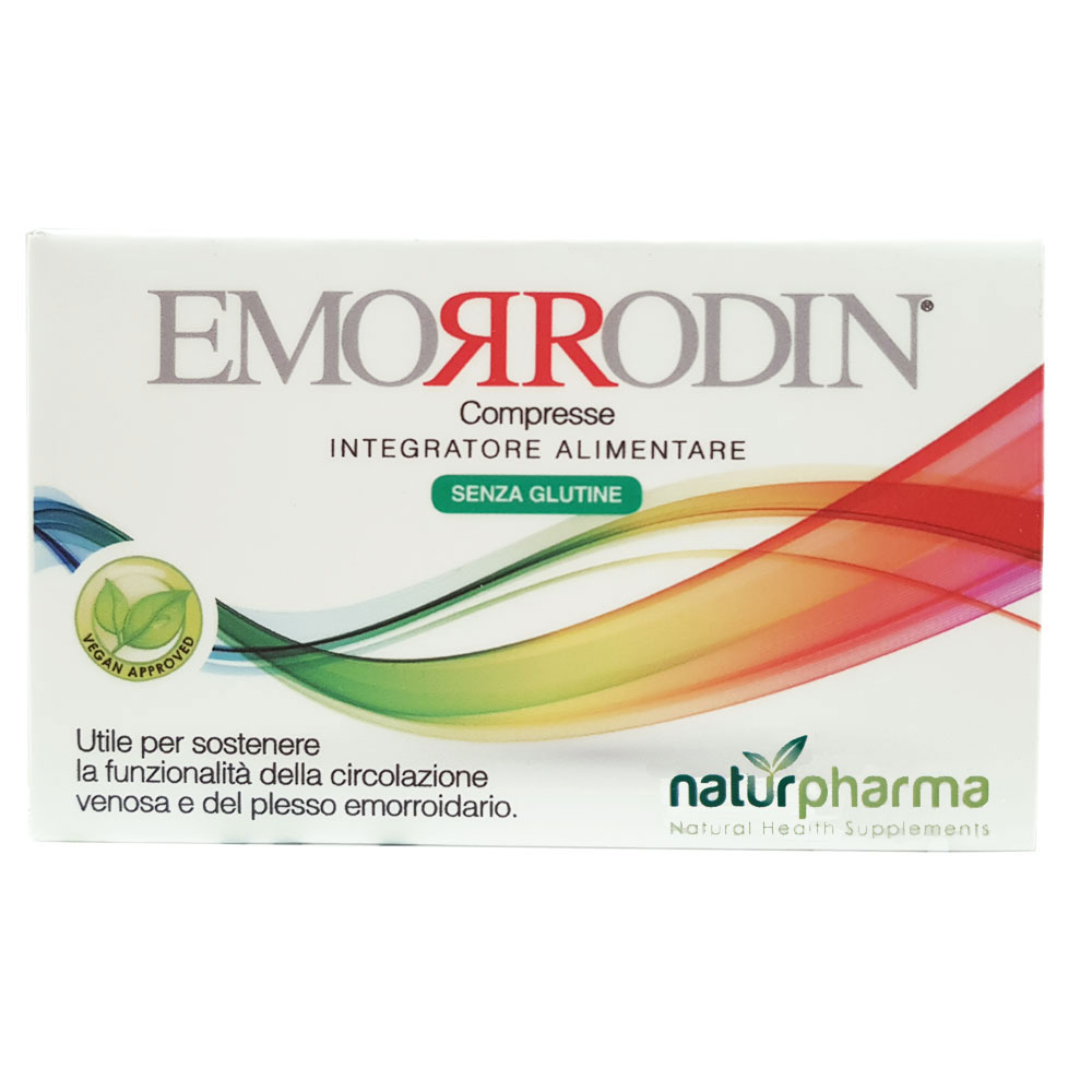 EMORRODIN 30 COMPRESSE