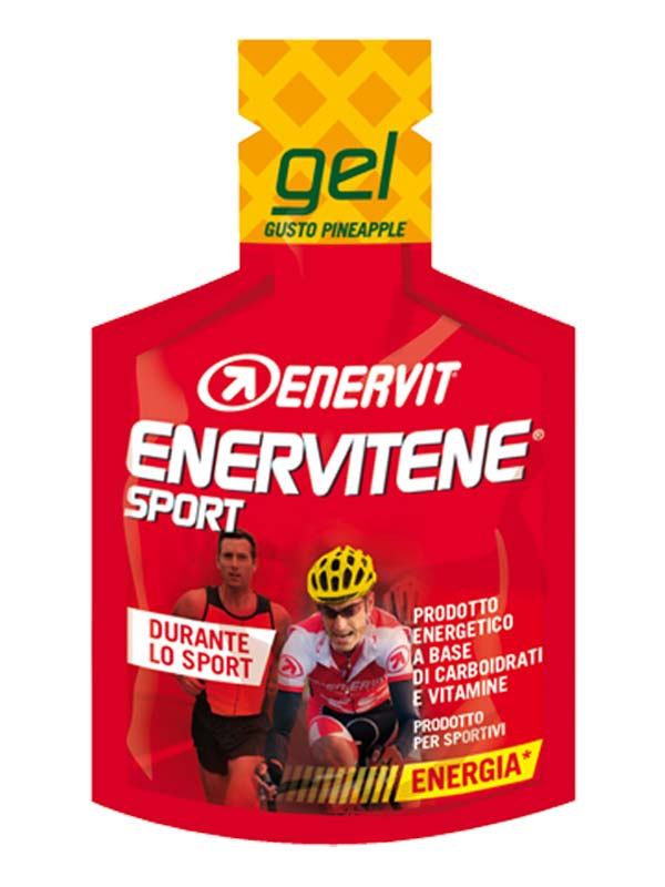 ENERVIT ENERVITENE SPORT GEL GUSTO PINEAPPLE 25 ML