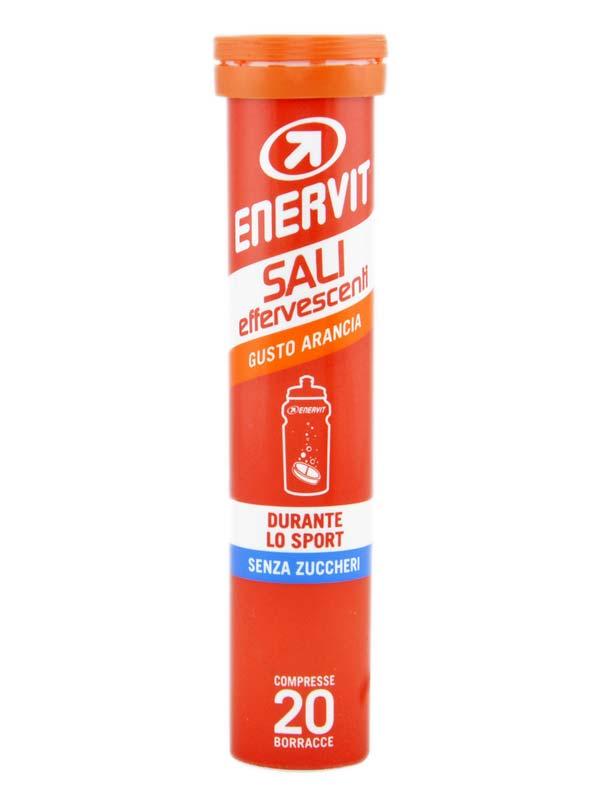 ENERVIT SALI EFFERVESCENTI 20 COMPRESSE