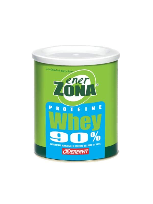 ENERZONA PROTEINE WHEY 90% INTEGRATORE DI PROTEINE IN POLVERE 216 G
