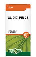 ERBA VITA OLIO DI PESCE INTEGRATORE ALIMENTARE - 50 PERLE