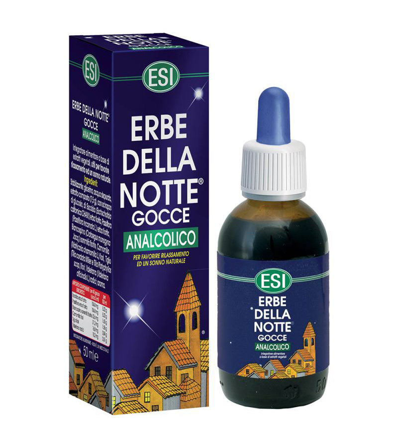ERBE DELLA NOTTE GOCCE 50 ML