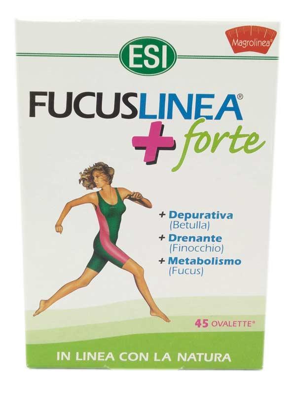 ESI FUCUSLINEA +FORTE 45 OVALETTE