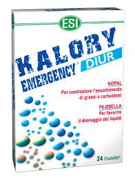 ESI KALORY EMERGENCY DIUR INTEGRATORE PER IL CONTROLLO DEL PESO - 24 OVALETTE