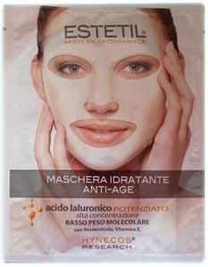 ESTETIL MASCHERA VISO IDRATANTE ANTI-AGE 17 ML