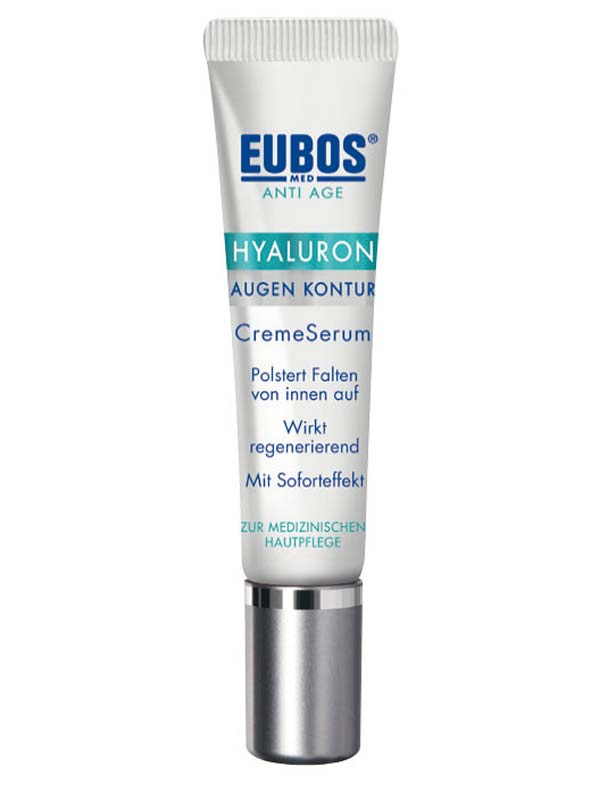 EUBOS HYALURON EYE CONTOUR SERUM 15 ML