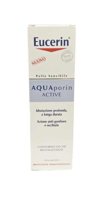 EUCERIN AQUAPORIN ACTIVE CONTORNO OCCHI RIVITALIZZANTE - 15 ML