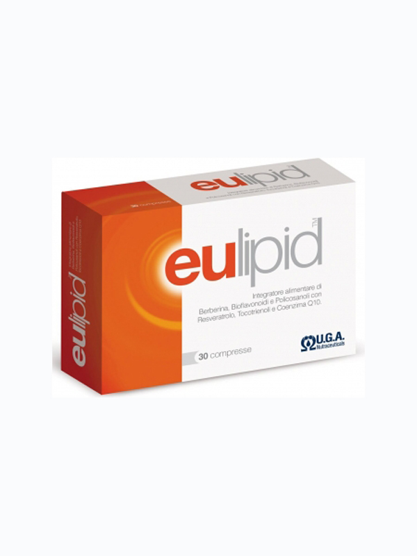 EULIPID 30 COMPRESSE