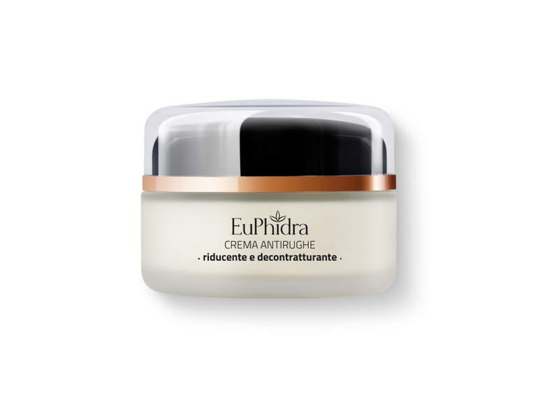 EUPHIDRA FILLER SUPREMA - CREMA ANTIRUGHE RIDUCENTE DECONTRATTURANTE - 40 ML