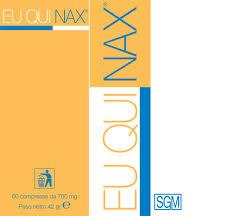 EUQUINAX INTEGRATORE ALIMENTARE DI GINSENG - 60 COMPRESSE