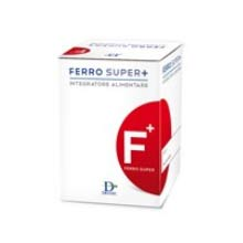 FERRO SUPER + INTEGRATORE DI FERRO - 40 CAPSULE