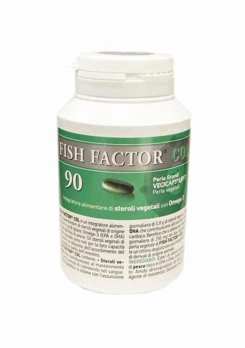 FISH FACTOR COL 90 PERLE GRANDI