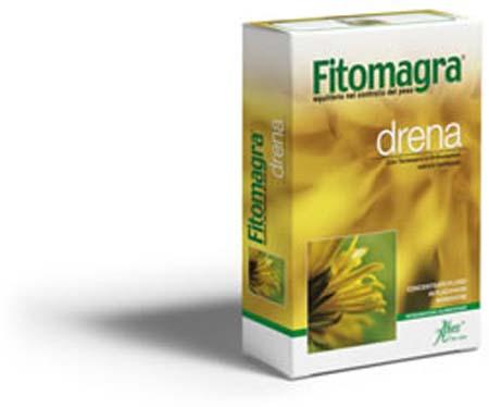 FITOMAGRA DRENA FLUIDO 12 FLACONCINI DA 15 G