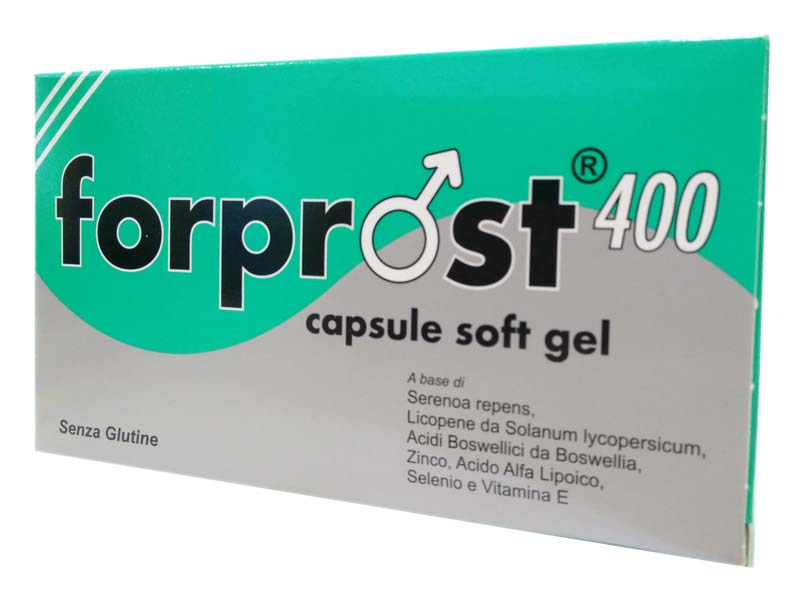 FORPROST 400 15 CAPSULE