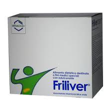 FRILIVER INTEGRATORE ALIMENTARE - 50 BUSTE DA 10 G