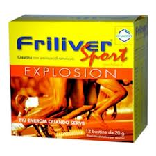 FRILIVER SPORT EXPLOSION 12 BUSTINE DA 20 G