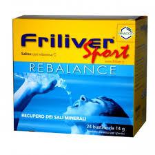 FRILIVER SPORT REBALANCE - 24 BUSTINE DA 14 G