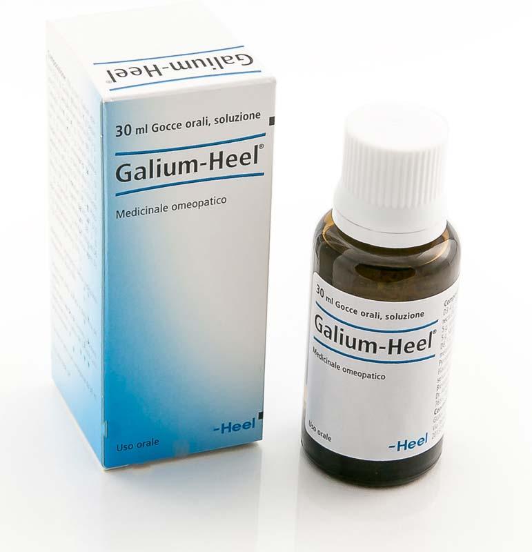 GALIUM HEEL GOCCE 30 ML