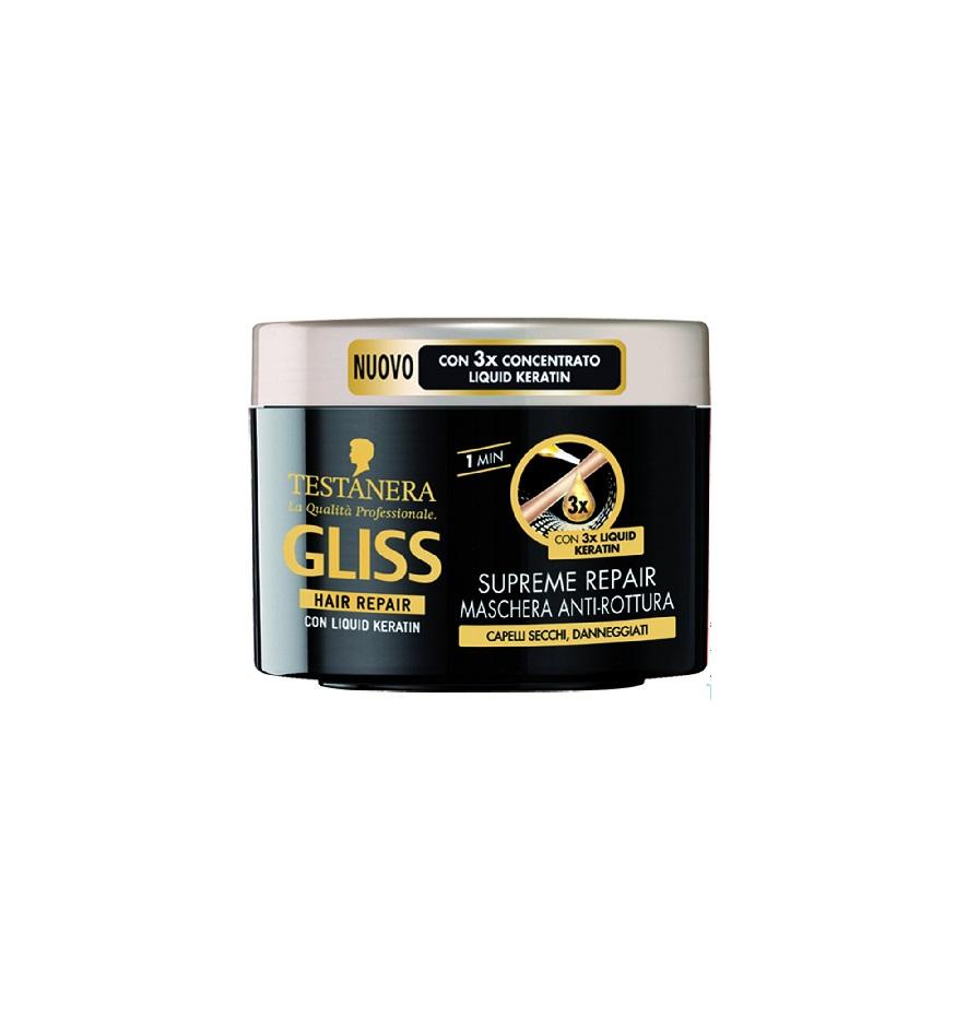 GLISS MASCHERA SUPREME REPAIR - 200 ML