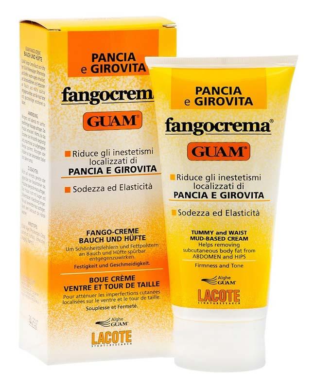 GUAM FANGOCREMA PANCIA E GIROVITA 150 G