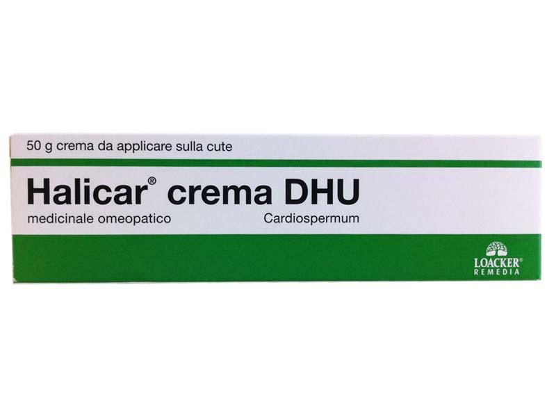 HALICAR CREMA DHU PER LA CUTE 50 G