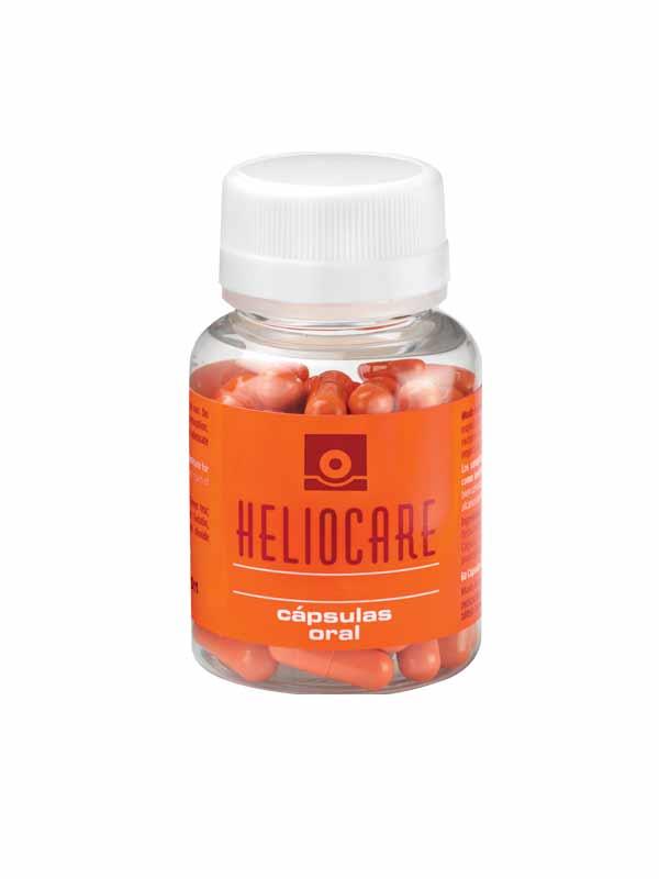 HELIOCARE ORAL INTEGRATORE UTILE CONTRO LO STRESS OSSIDATIVO DELLE CELLULE - 60 CAPSULE