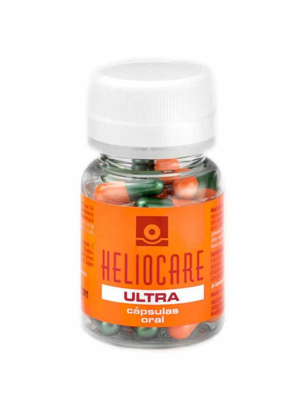 HELIOCARE ULTRA INTEGRATORE UTILE CONTRO LO STRESS OSSIDATIVO DELLE CELLULE - 30 CAPSULE