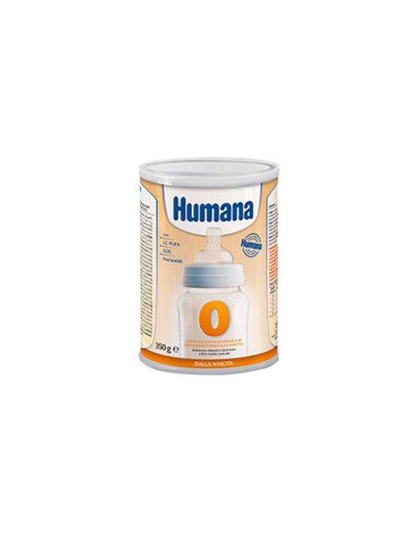 HUMANA 0 LATTE IN POLVERE 350 G
