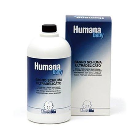 HUMANA BABY BAGNO SCHIUMA DELICATO - 500 ML