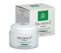 IDI DECORTIL C CREMA PELLE SENSIBILE - 250 ML