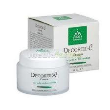 IDI DECORTIL C CREMA PELLE SENSIBILE - 50 ML